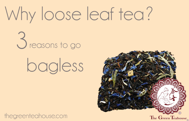 Why Drink Loose Leaf Tea Image