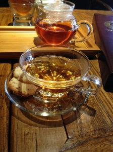 honey roast tea