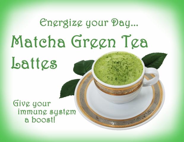Organic Matcha Latte